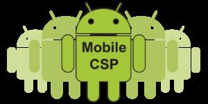Mobile CSP logo