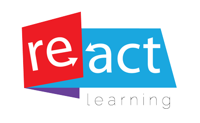 ReAct Learning logo